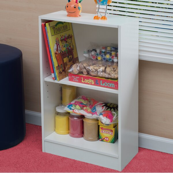Castillo Standard Bookcase by Rebrilliant