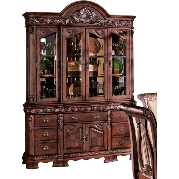 Beecher China Cabinet by Astoria Grand