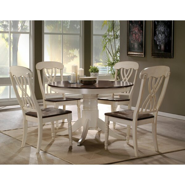 Garstang 5 Piece Dining Set by August Grove