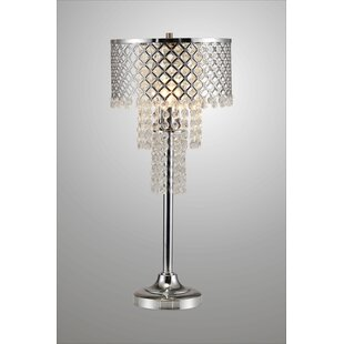 Compare & Buy Straimont Crystal Inspired 29 Table Lamp By House of Hampton