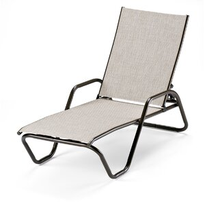 Gardenella Reclining Chaise Lounge (Set of 2) Telescope Casual