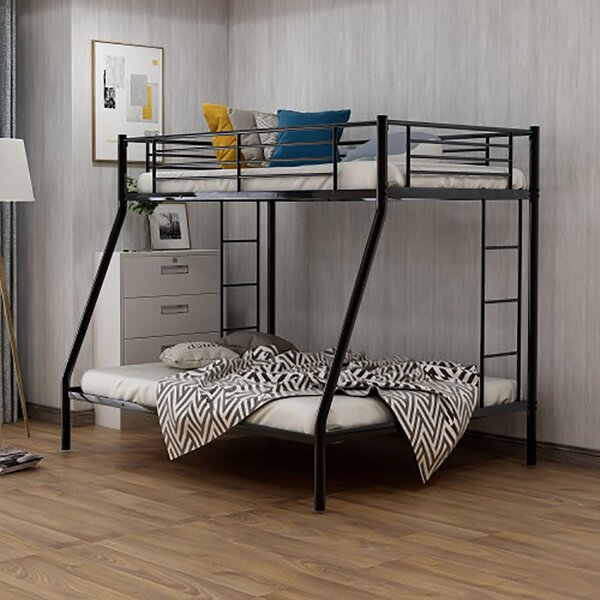 Dion Twin over Full Bunk Bed by Harriet Bee