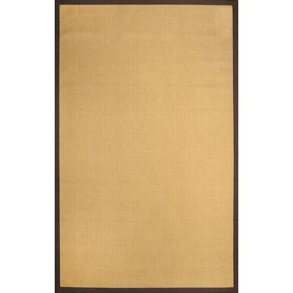 Natura Brown Area Rug by nuLOOM