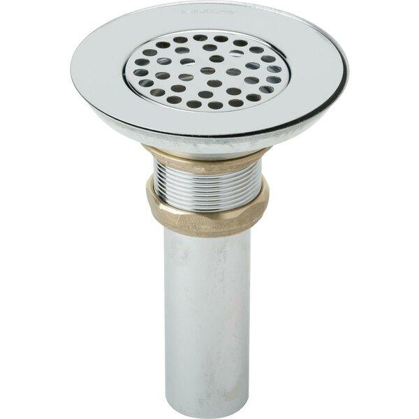 3.5 Grid Strainer Bathroom Sink Drain by Elkay