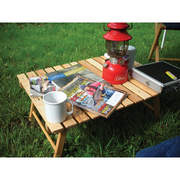 Carolina Packable Snack Picnic Table by Blue Ridge Chair Works