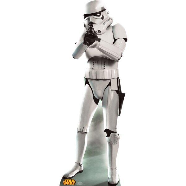 Star Wars Stormtrooper Cardboard Standup by Advanced Graphics