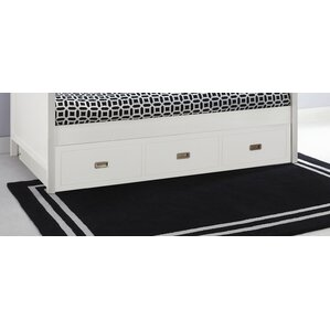 Jereme Trundle Unit by Everly Quinn