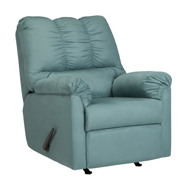 Mcelwain Manual Rocker Recliner