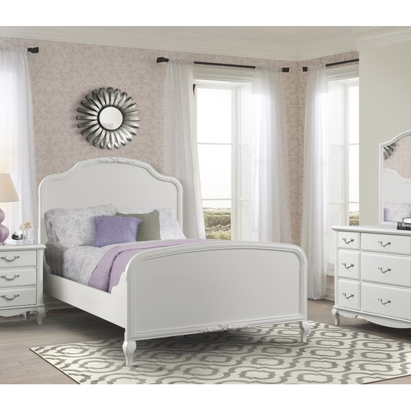 Gholston Panel Bed by Harriet Bee
