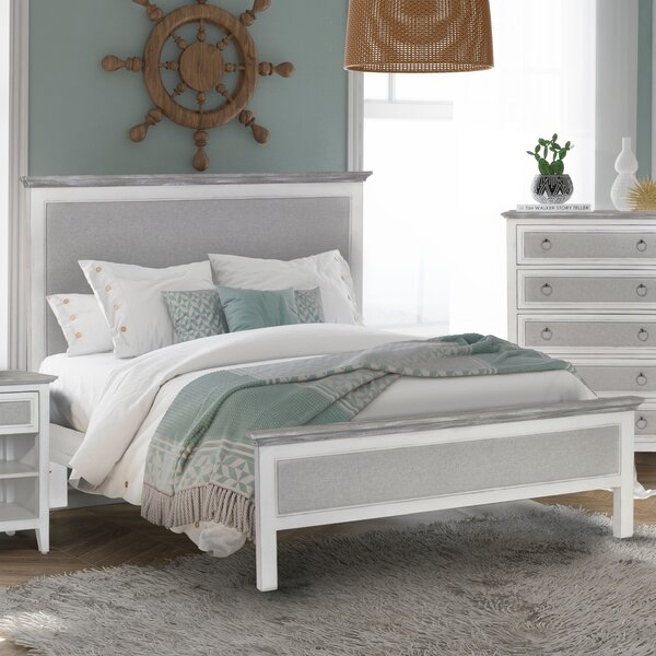 Juliet Island Standard Bed by Rosecliff Heights