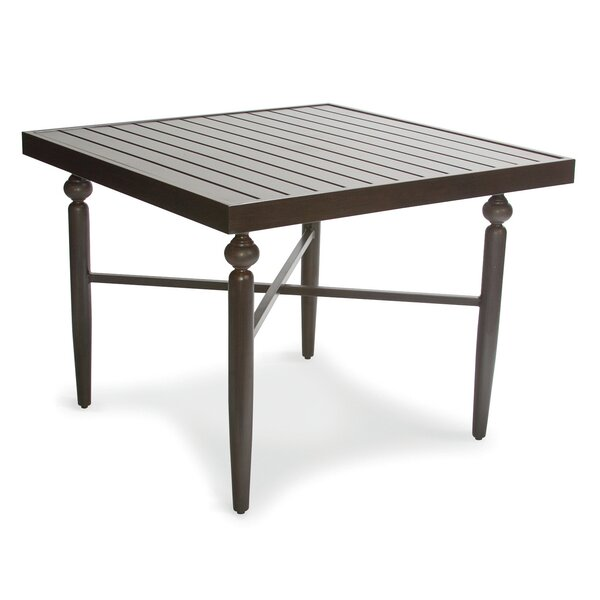 Somerby Aluminum Dining Table by Peak Season Inc.