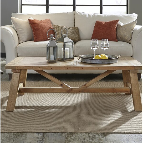 Stambaugh Coffee Table by Millwood Pines