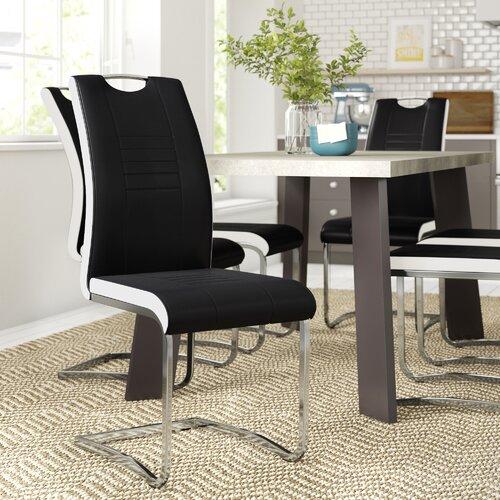 Freischwinger-Set Hilary Zipcode Design   Küche und Esszimmer > Stühle und Hocker > Freischwinger   Zipcode Design