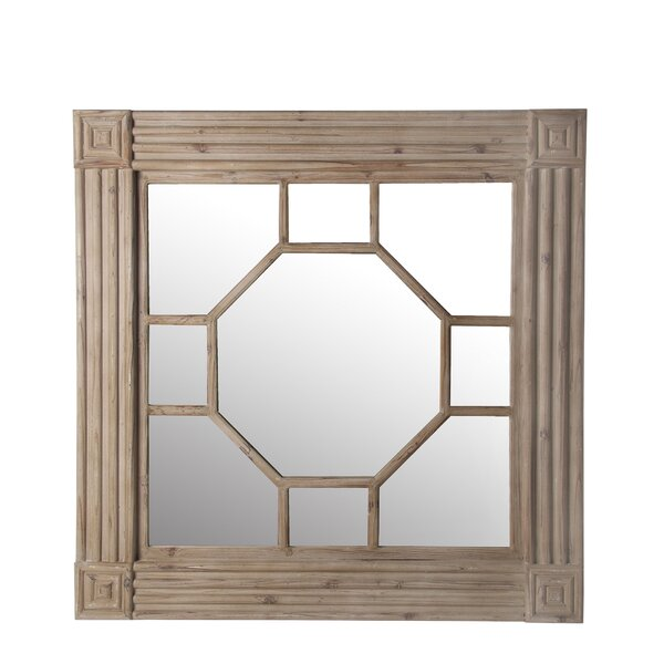 Tonette Accent Mirror by Bloomsbury Market