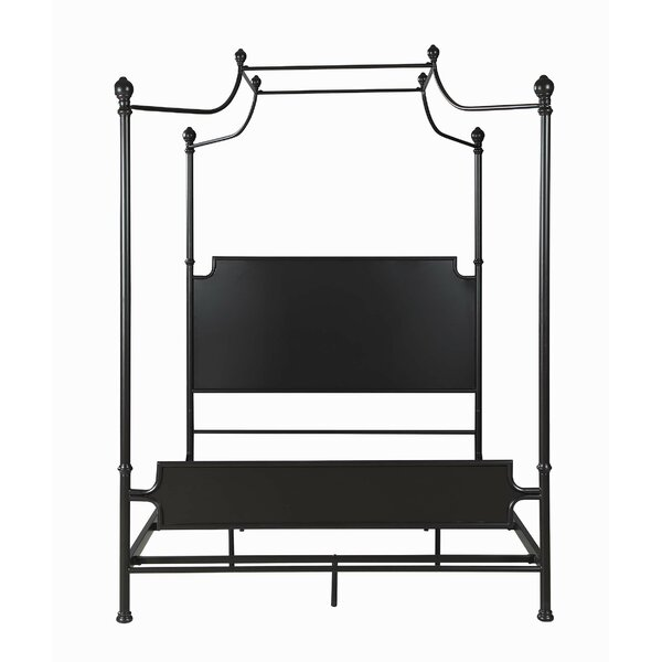 Stewartville Canopy Bed by Gracie Oaks