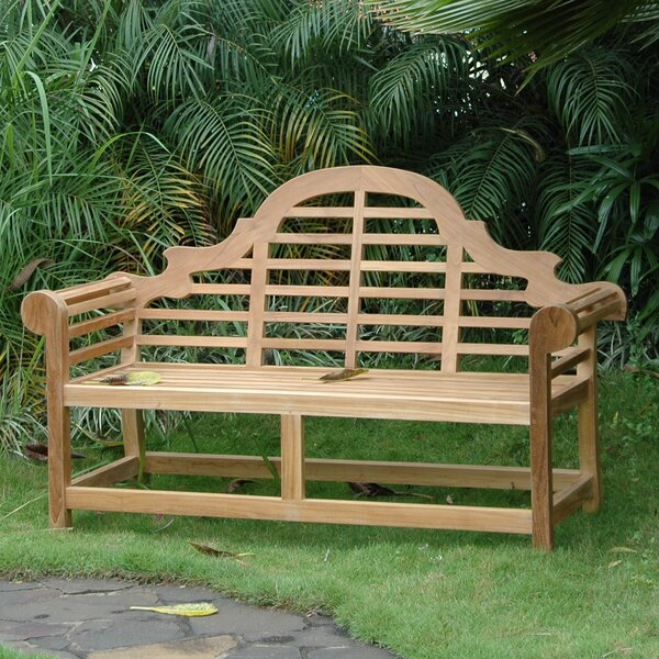Marlborough Teak Garden Bench by Anderson Teak