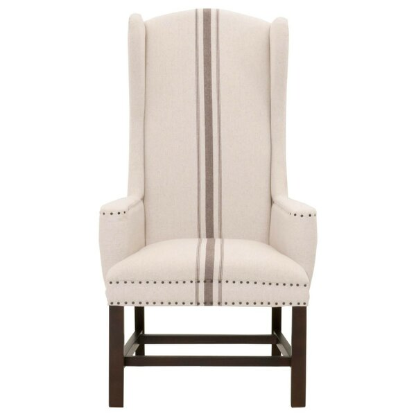 Brian Wingback Chair (Set of 2) by Gracie Oaks