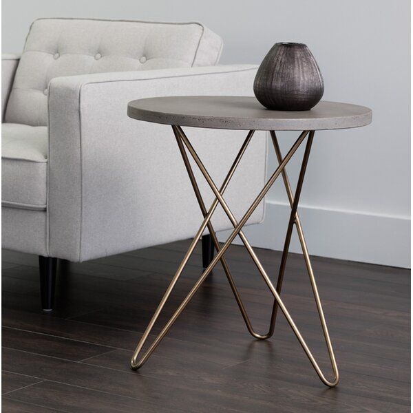 Belinda End Table by 17 Stories