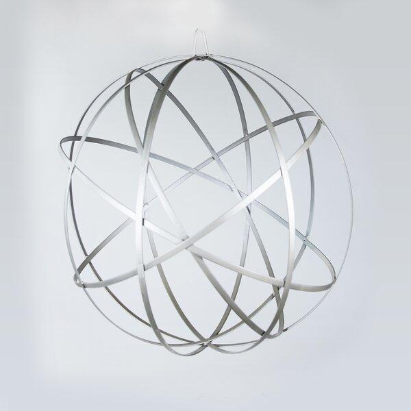 Atomic 3-Light Unique / Statement Globe Chandelier by REZ Furniture REZ Furniture
