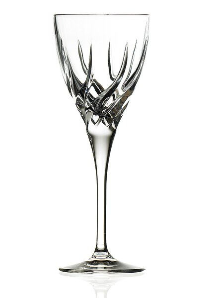 Trix RCR Crystal Water Glass (Set of 6) by Lorren Home Trends