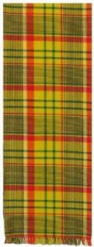 Finch Plaid Table Runner (Set of 2) by Red Barrel Studio