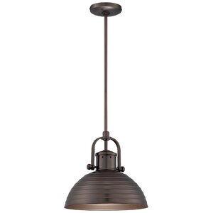 Filomena 1-Light Inverted Pendant