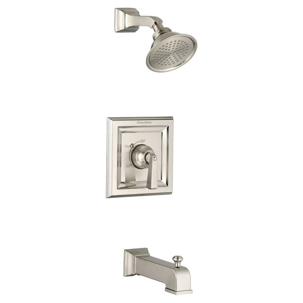 Town Square Diverter Bath Volume Control Tub And Shower Faucet By American Standard