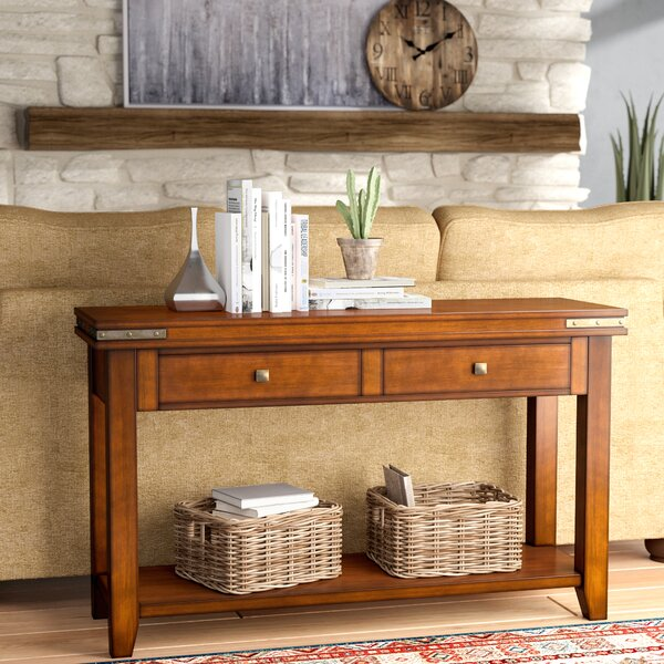 Nashoba Console Table by Loon Peak