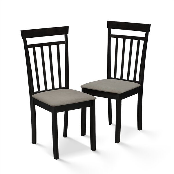 Jeske Upholstered Dining Chair (Set of 2) by Red Barrel Studio