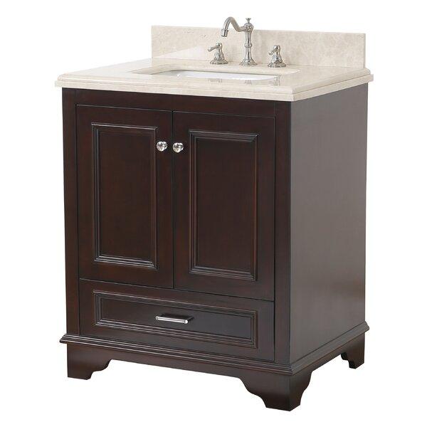 Nantucket 30 Single Bathroom Vanity Set by Kitchen