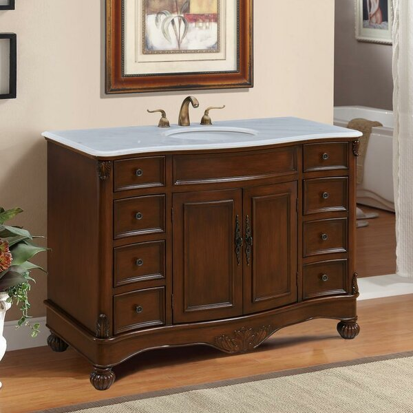 Torrey 48 Single Bathroom Vanity Set by Astoria Grand