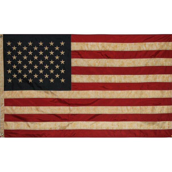 American Heritage Edition Traditional Flag by Foun