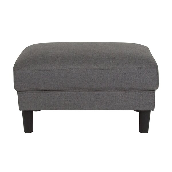 Cluff Ottoman by Ebern Designs