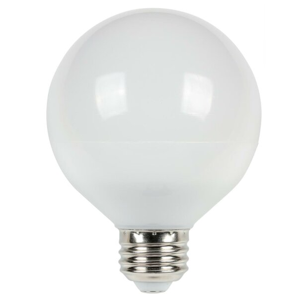 6W E26 Dimmable LED Globe Light Bulb (Set of 6) by Westinghouse Lighting