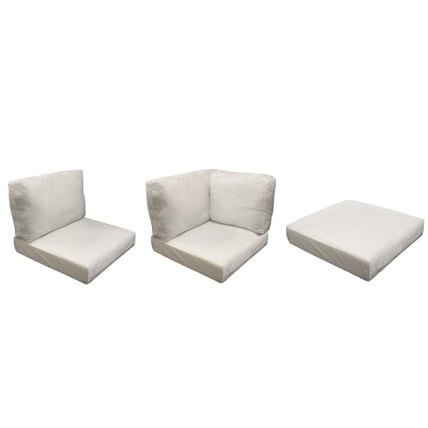 Barbados 25 Piece Outdoor Cushion Set by TK Classics