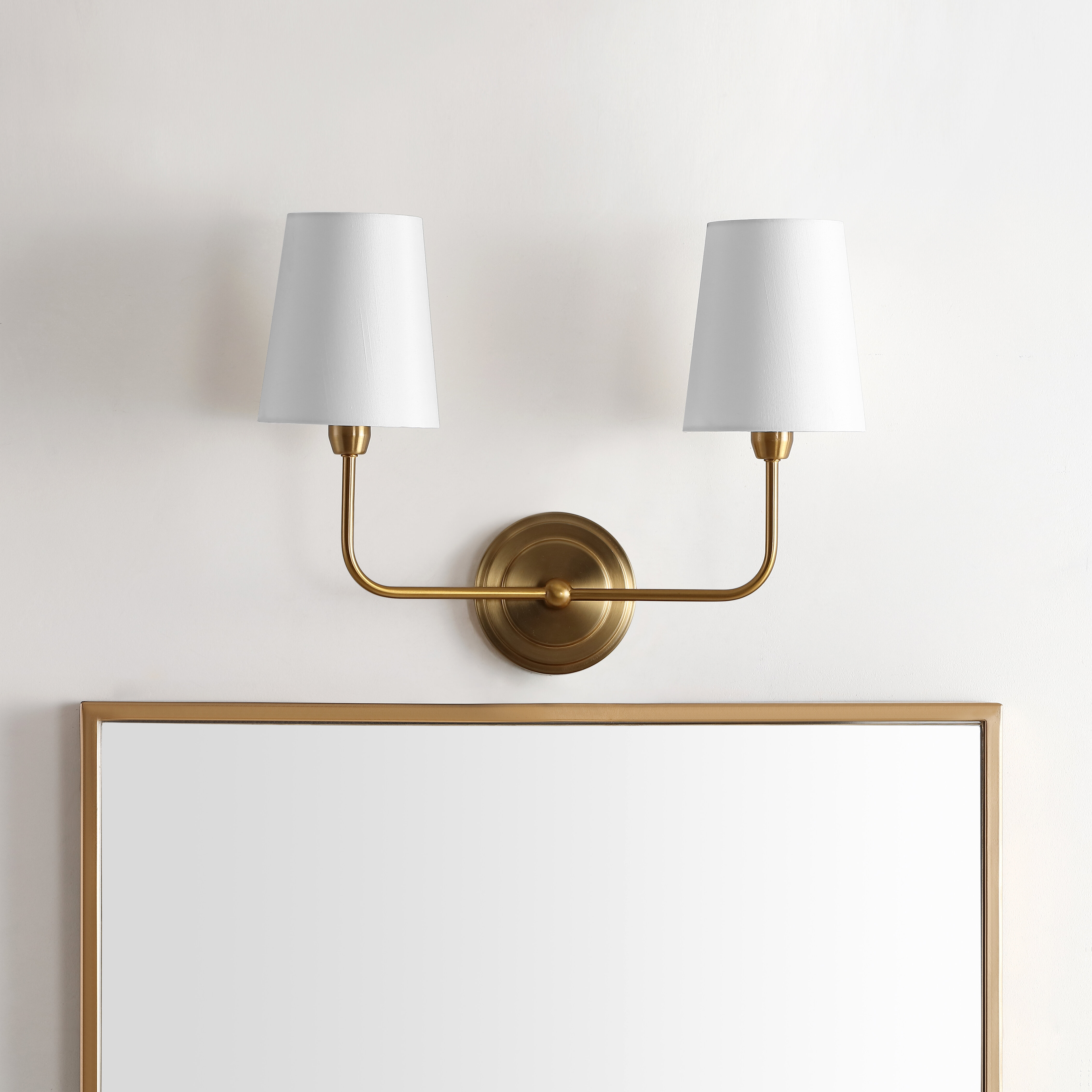 2 Armed Wall Sconces You Ll Love In 2021 Wayfair