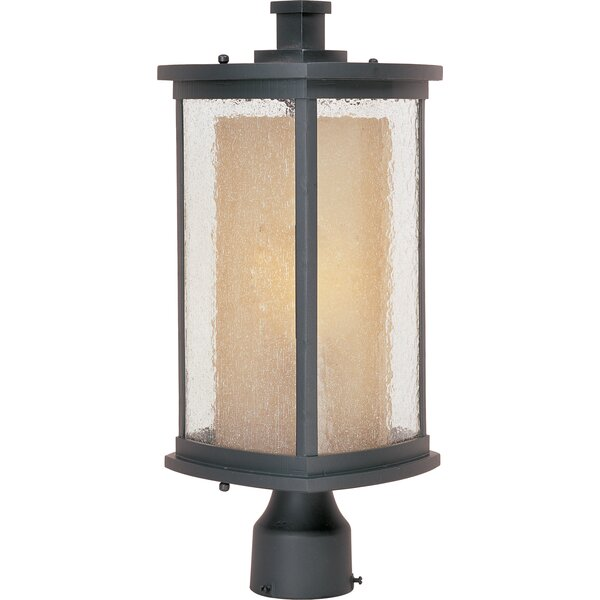 Oroville Outdoor 1-Light LED Lantern Head by Loon Peak