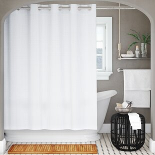 Buying Hammitt Waffle Weave Shower Curtain By Highland Dunes