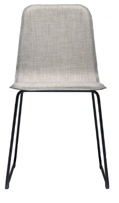 Lolli Upholstered Dining Chair by m.a.d. Furniture