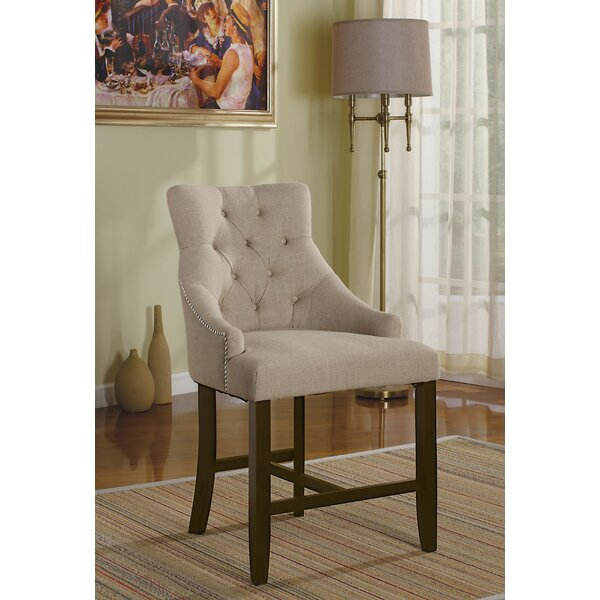 Dorfman Upholstered Dining Chair by Gracie Oaks