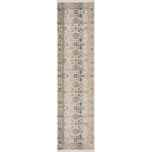 Compare & Buy Herndon Ivory Area Rug By Bungalow Rose