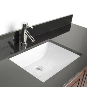 Undermount Bathroom Sink Supports modern bathroom sinks | allmodern