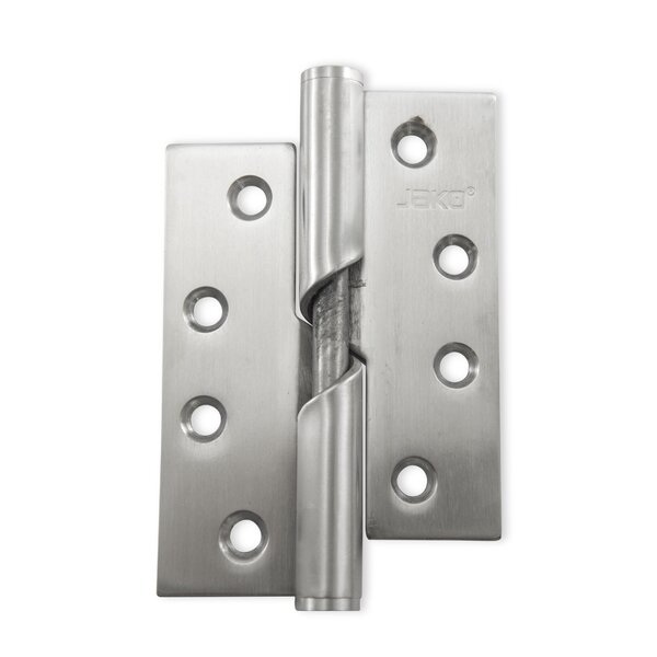 4 H x 3 W Rising Butt Single Door Hinge by Jako Design