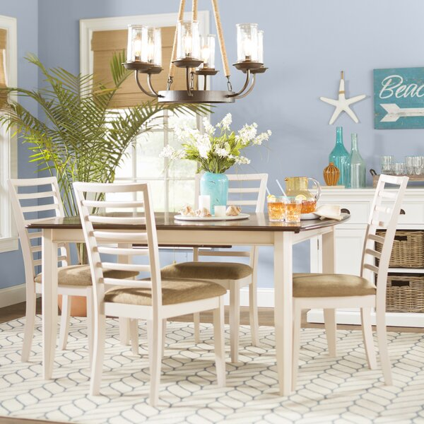 Stamant Dining Table by Beachcrest Home