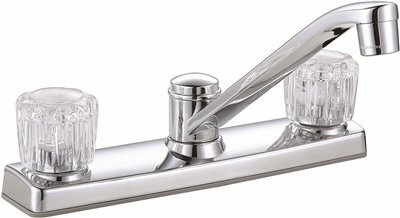 Concord™ Double Kitchen Faucet by Premier Faucet