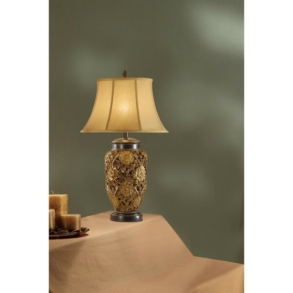 Girardi Polyresin 33 Table Lamp (Set of 2) by Fleur De Lis Living