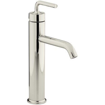 Sink Faucet Drain Polished Nickel photo