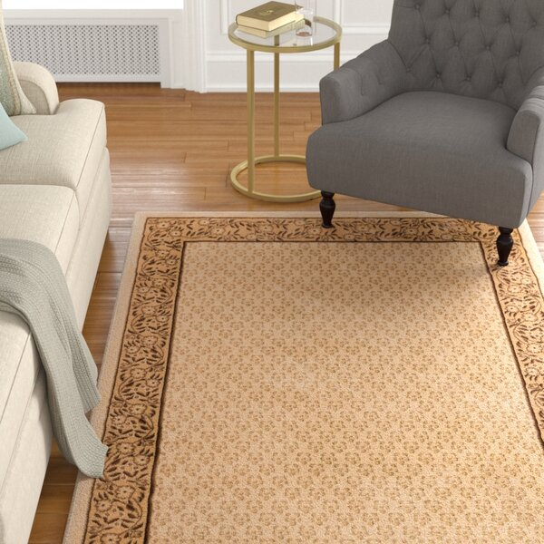Cobbins Terrazzo Ivory Area Rug by Astoria Grand
