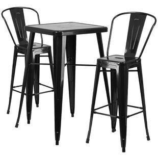 Indoor Kitchen Bistro Sets | Wayfair