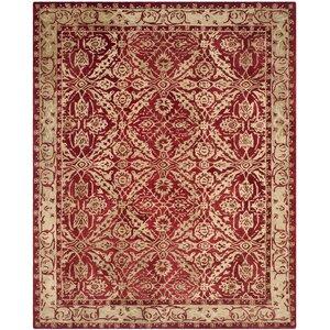 Anatolia Red/Ivory Area Rug